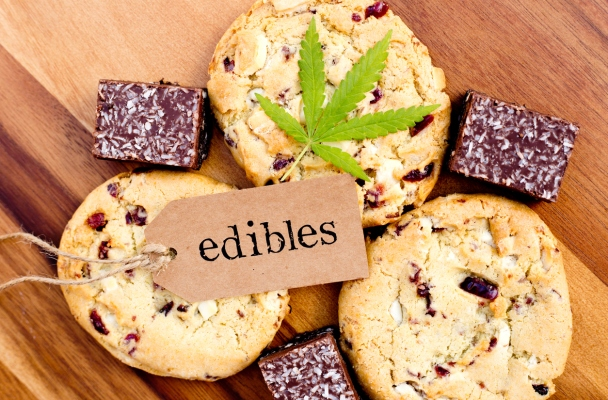 Cannabis Cookies and Brownies