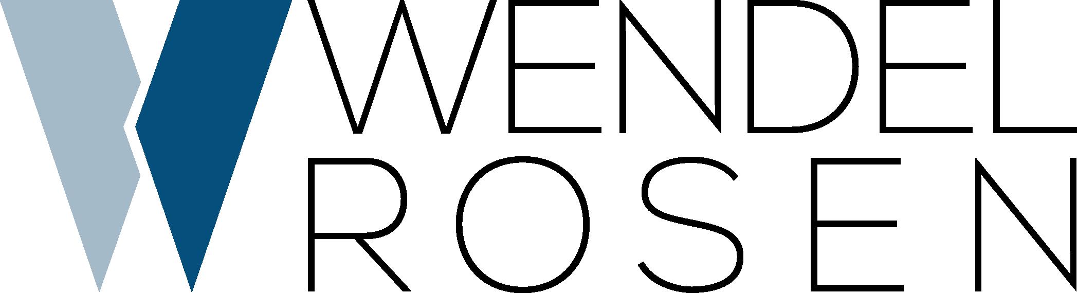 Wendel Rosen logo